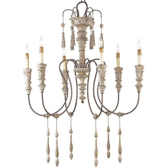Shabby Chic Small Chandeliers