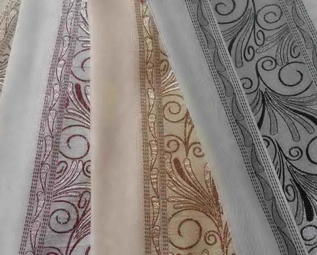 Sheer Curtain Fabric Wholesale
