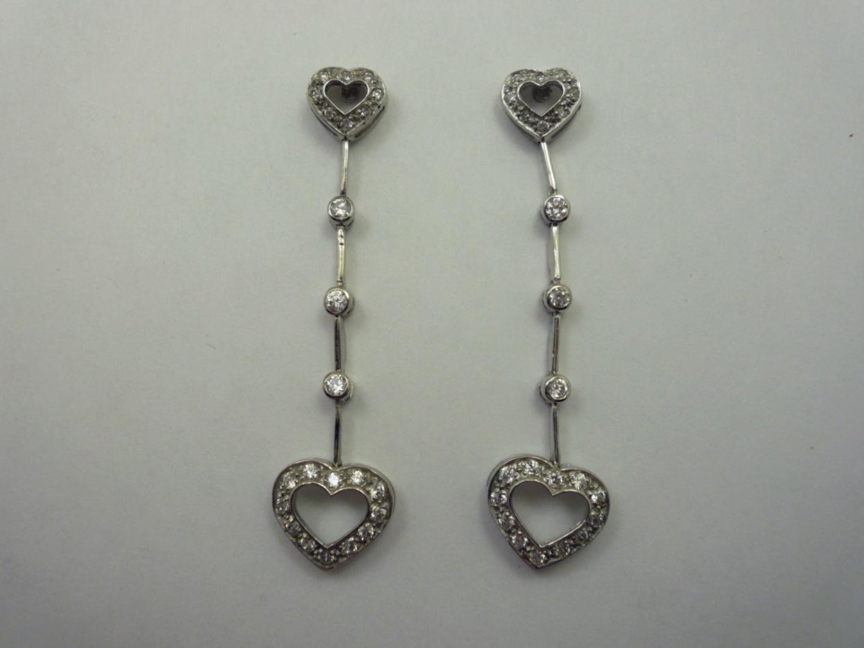 Silver Chandelier Earrings Ebay