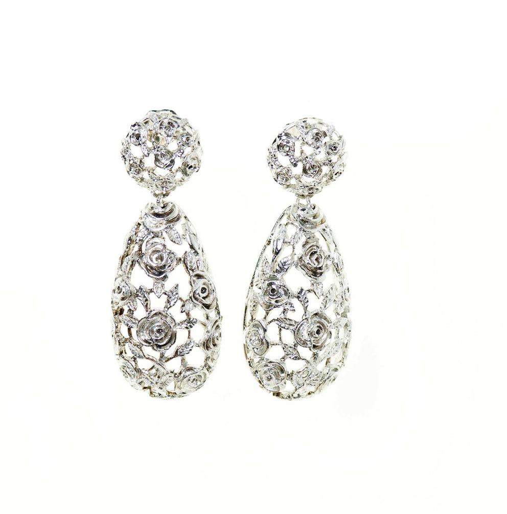 Silver Chandelier Earrings Uk Image collections - Jewelry Design ...