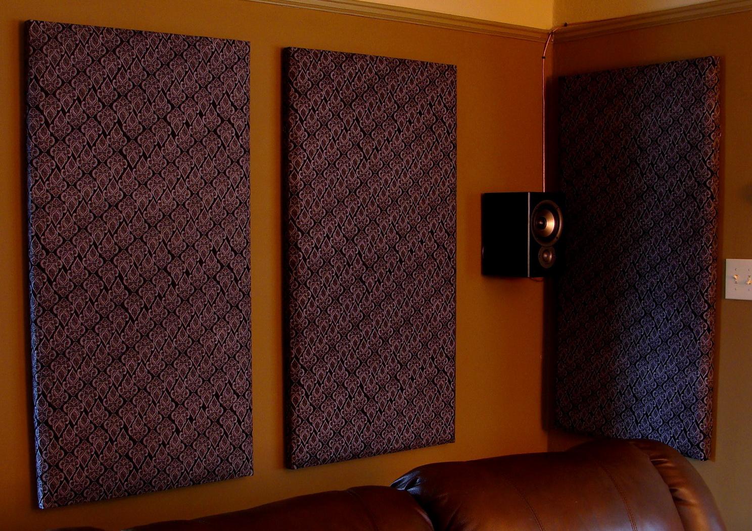 Sound Absorbing Curtains Diy | Home Design Ideas