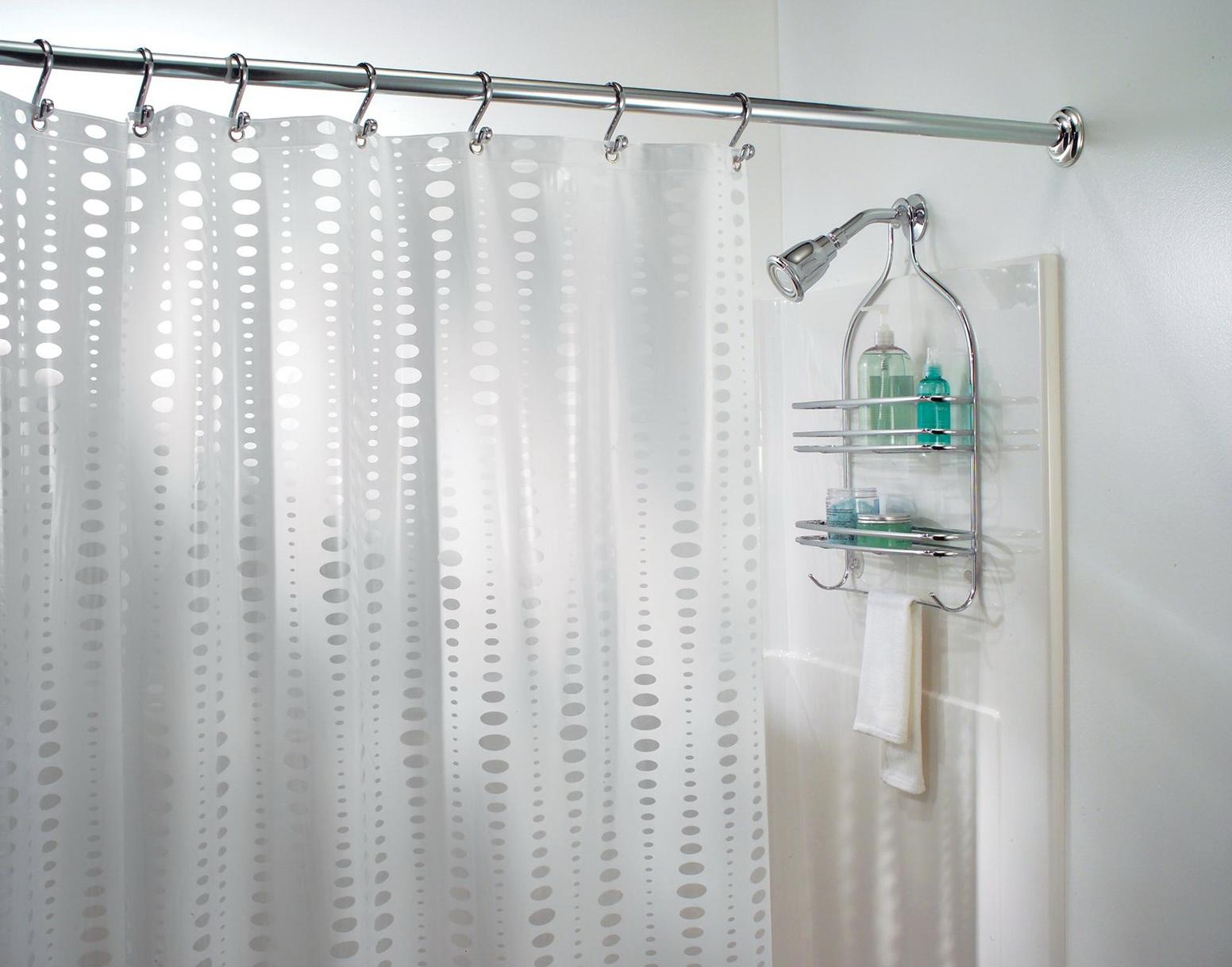 Standard Shower Curtain Length Uk Home Design Ideas