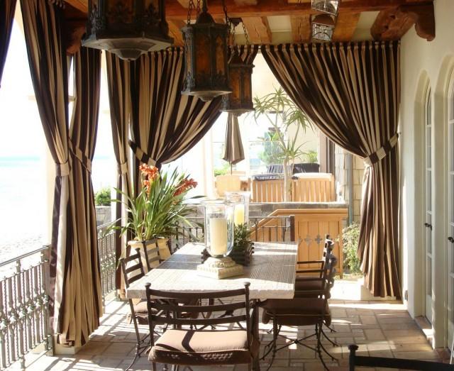 Sunbrella Outdoor Curtains Drapes