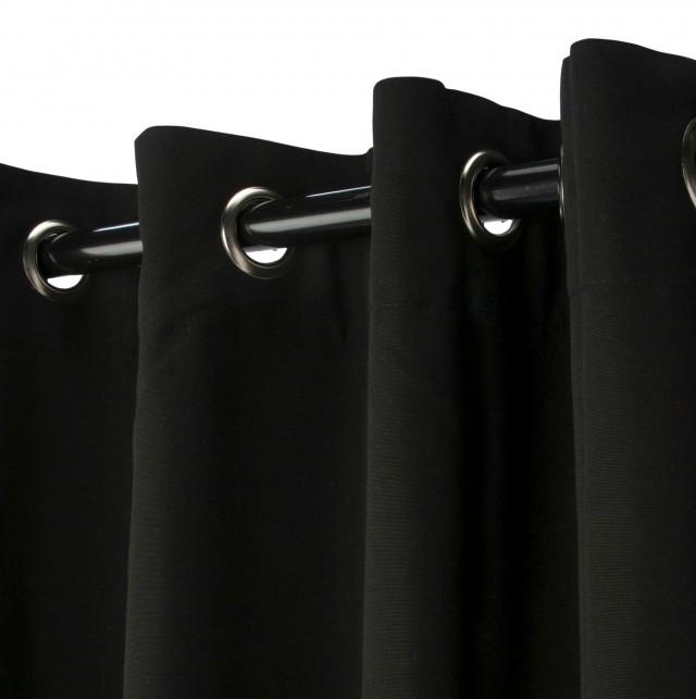 Sunbrella Outdoor Curtains Grommets