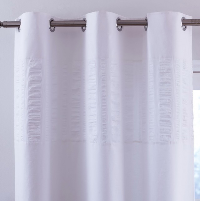 Thermal Blackout Curtains White