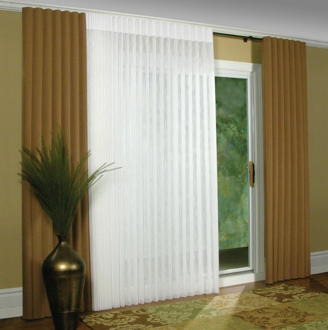 Thermal Front Door Curtains