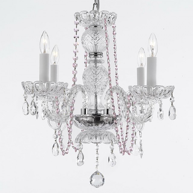 Venetian Glass Chandelier Parts