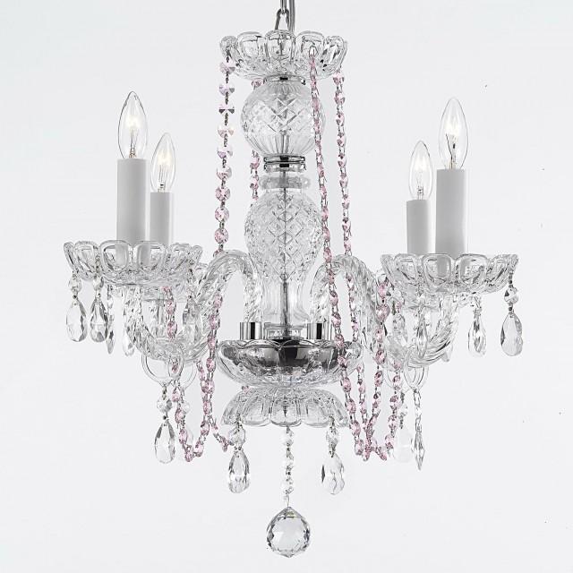 Venetian Glass Chandelier Parts