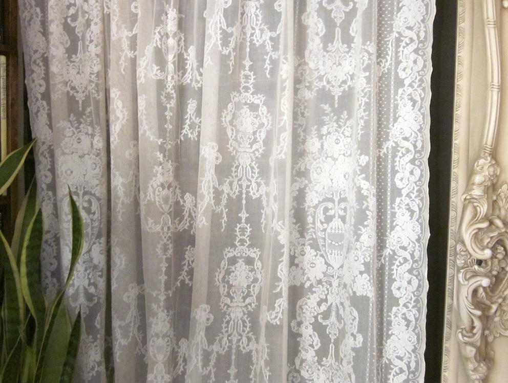 the best 28 images of black lace curtains vintage