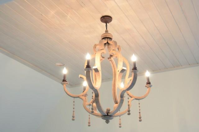 Visual Comfort Lantern Chandelier