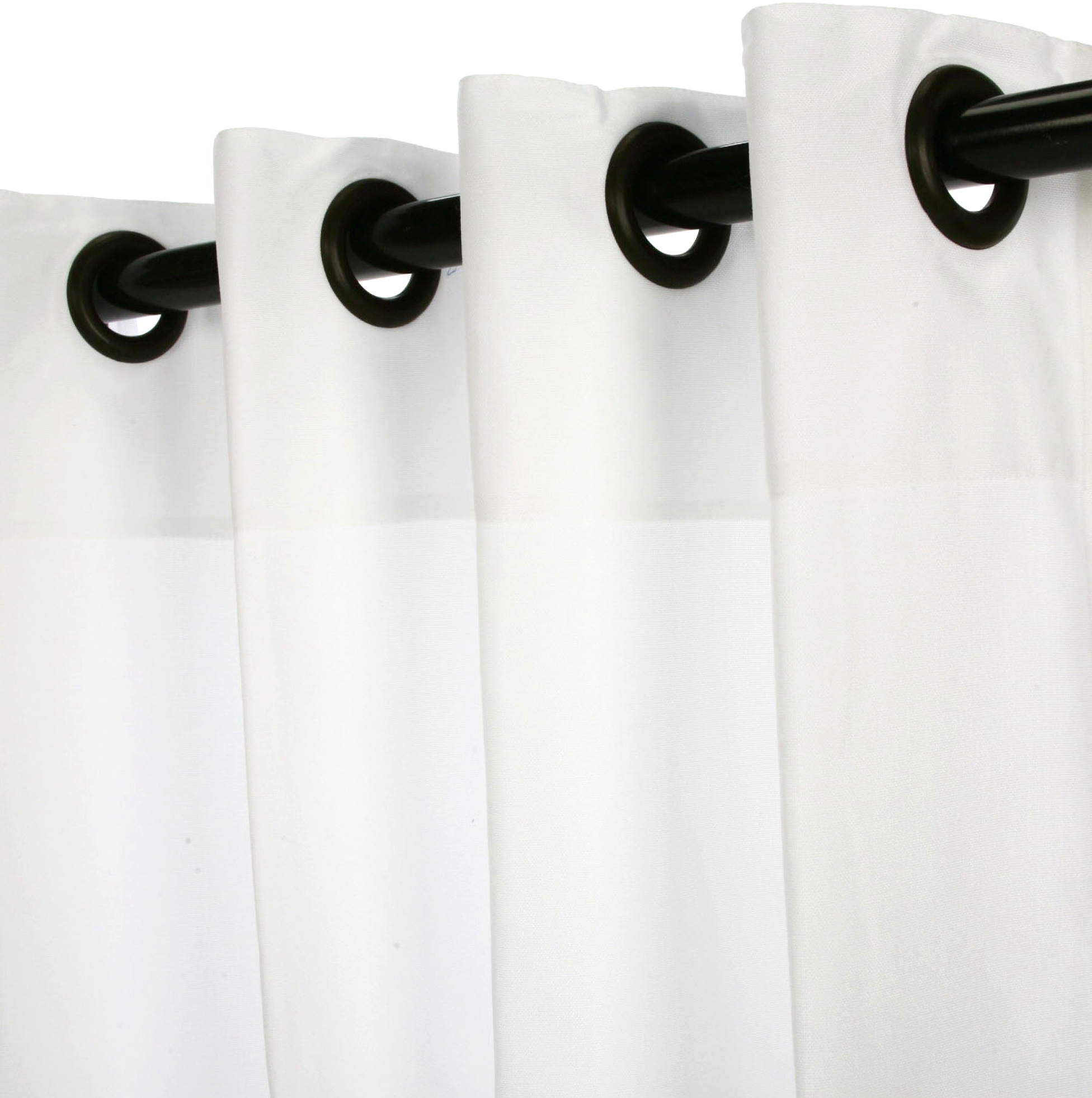 White Grommet Curtains Target