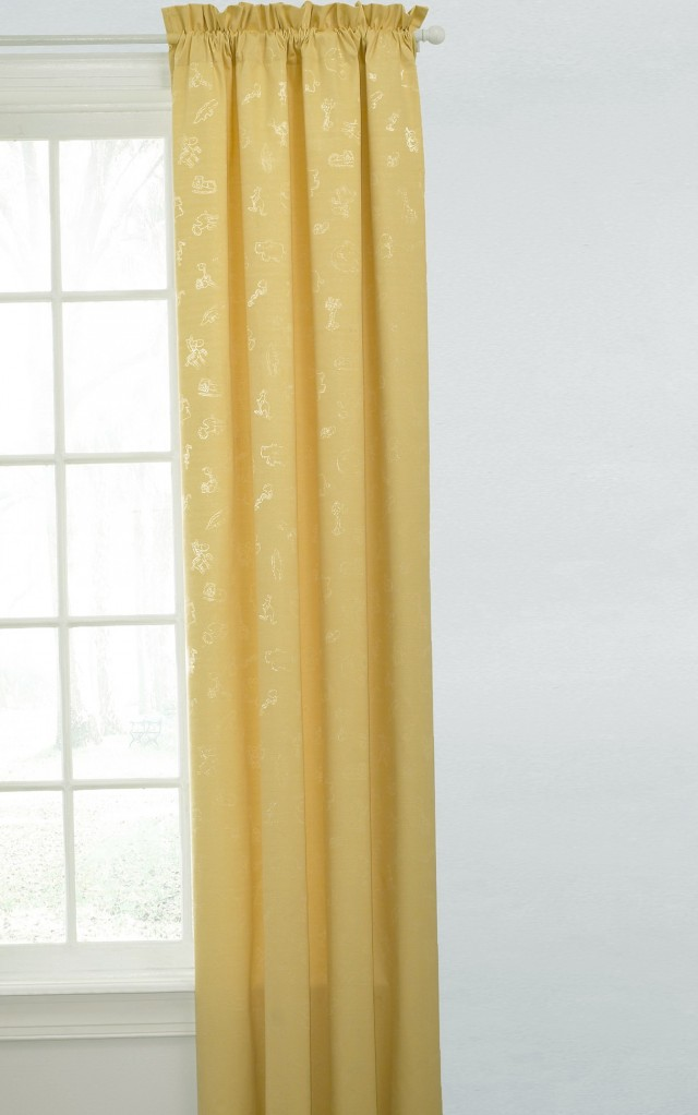 Yellow Blackout Curtains Target