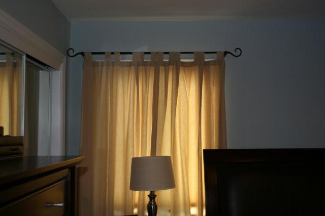 120 Curtain Rod Target