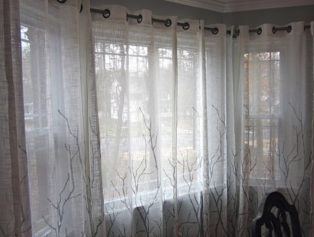 3 panel window curtains modern panel window curtains ikea home design ideas