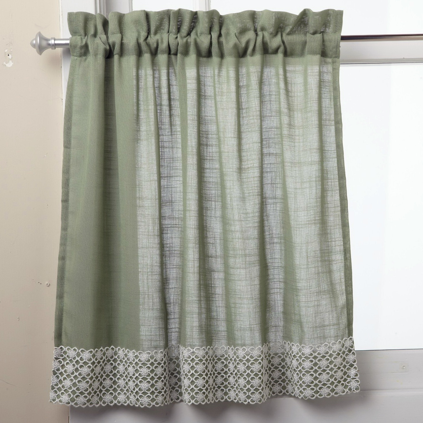 45 Inch Curtains Tiers