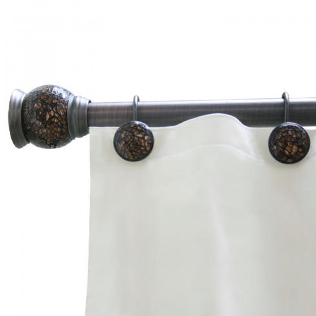 Adjustable Shower Curtain Rod Home Depot