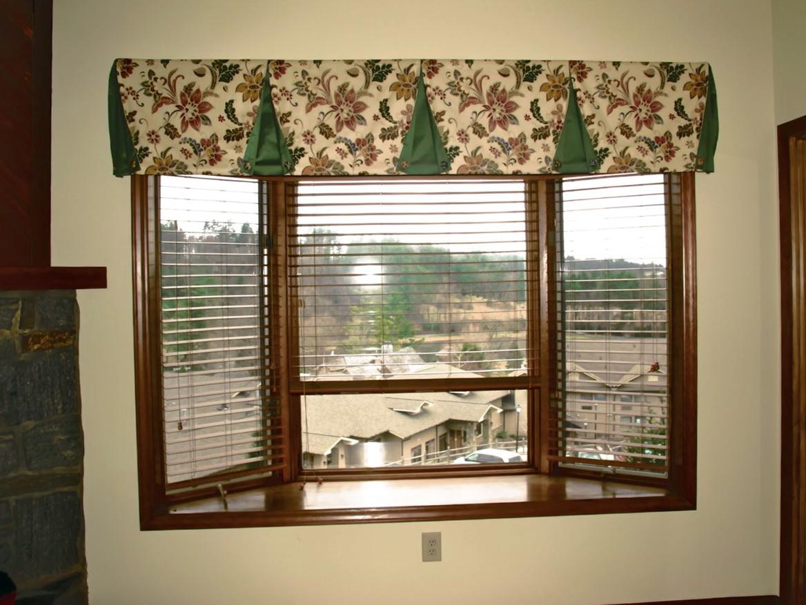 Bay Window Blackout Curtains Home Design Ideas