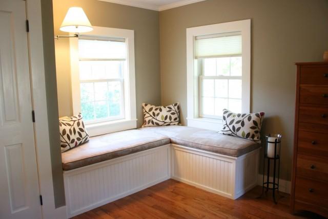 Bay Window Cushions Custom Made