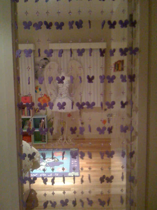 Beaded Door Curtains For Kids