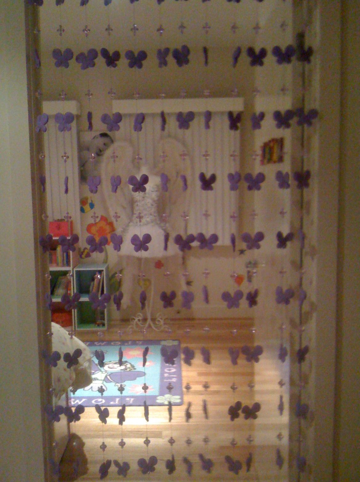 Beaded Door Curtains For Kids Home Design Ideas