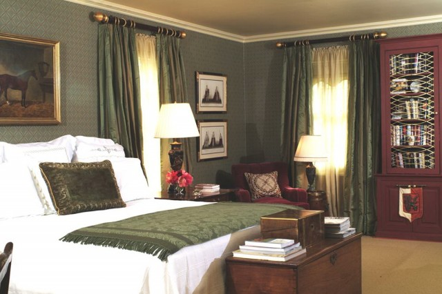 Bedroom Curtains Ideas Pinterest