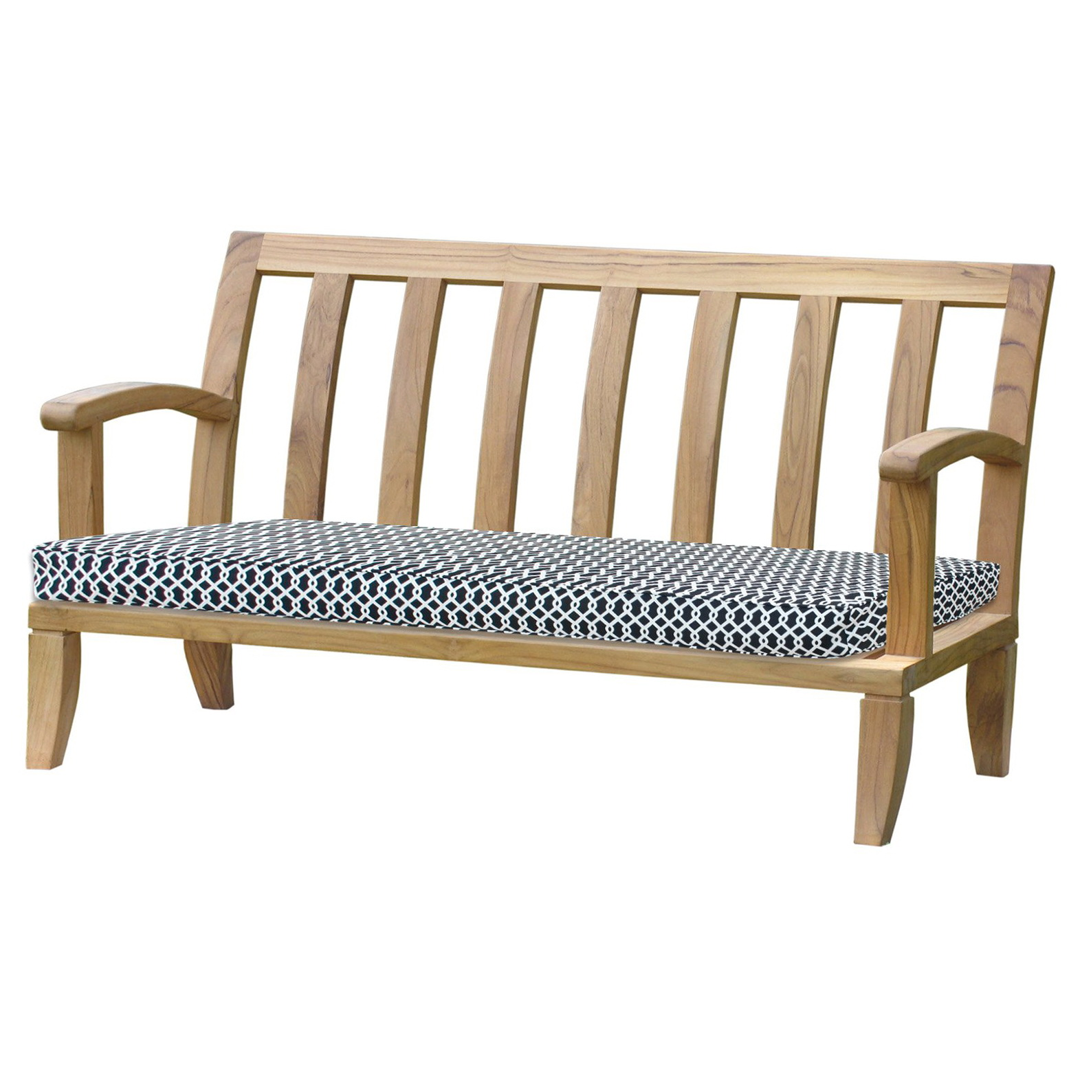 Bench seat cushions outdoor home design ideas Cheap outdoor bench cushions