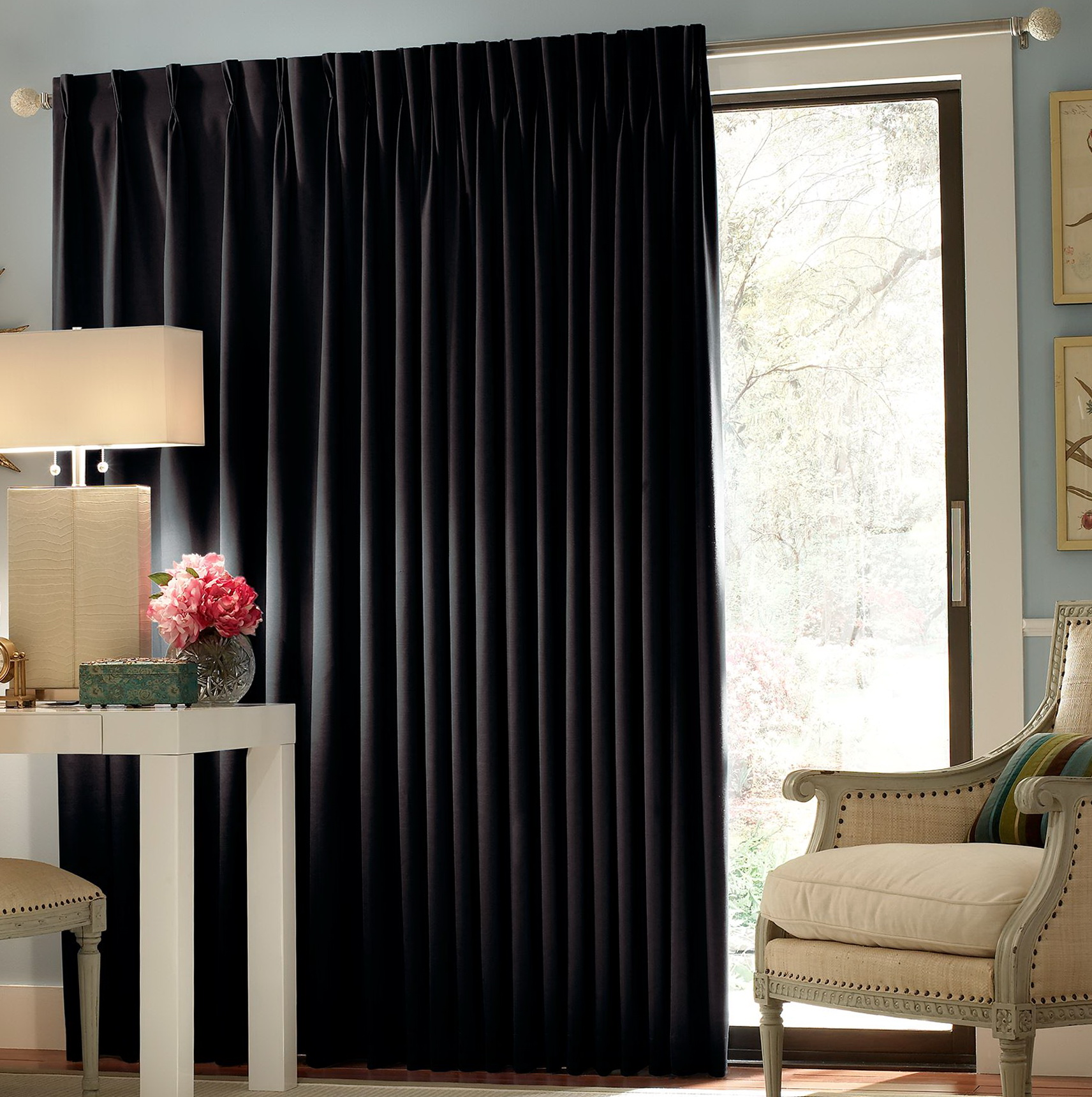 Blackout Curtain Panels Clearance Home Design Ideas