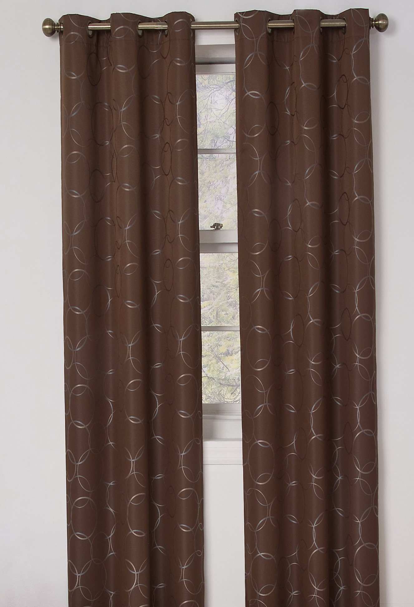 Blackout Curtain Panels With Grommets Home Design Ideas