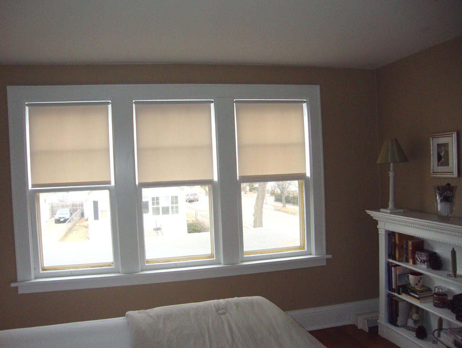 Blinds Or Curtains For Bedroom