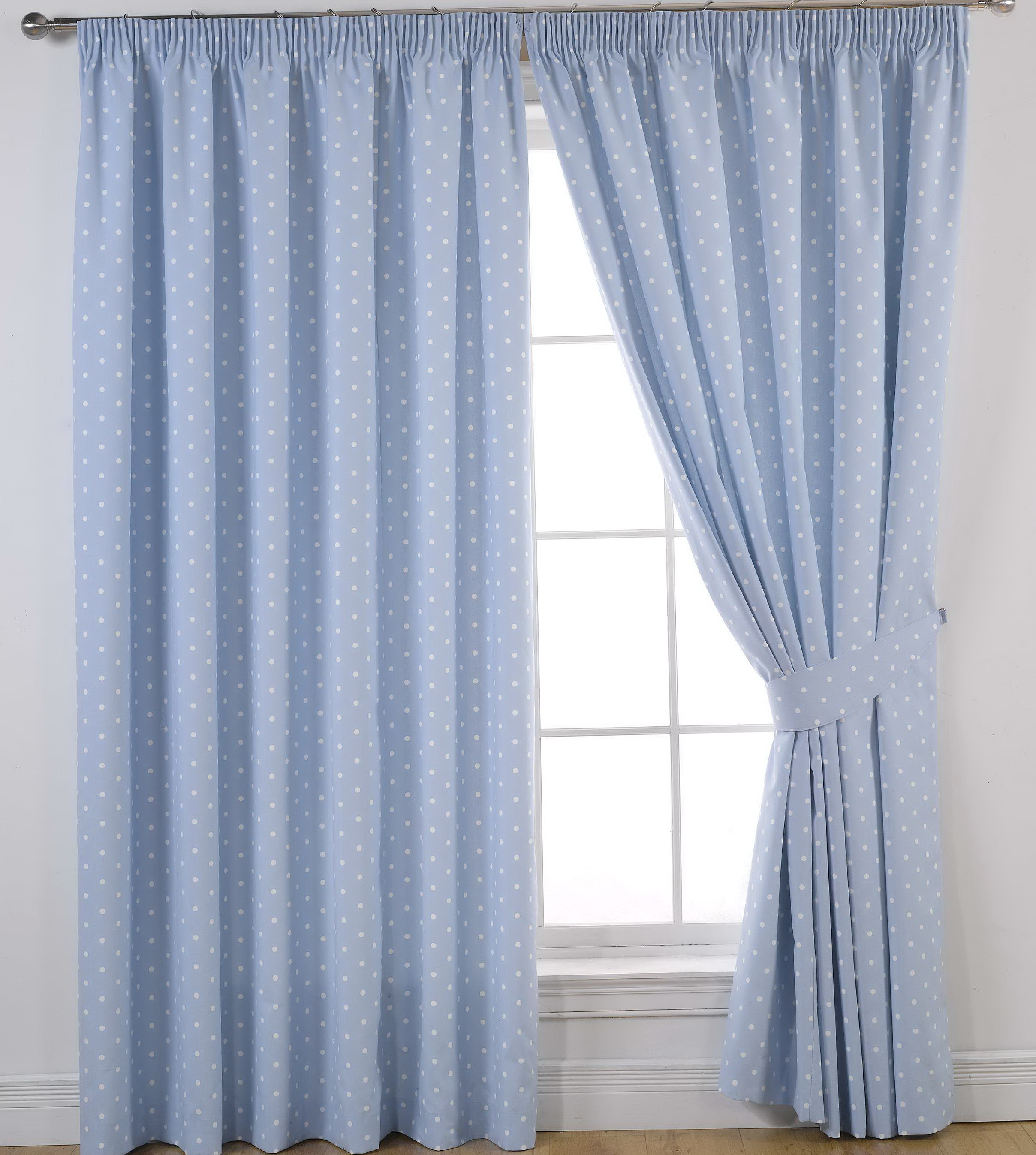 Blue And White Window Curtains Home Design Ideas
