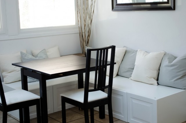 Breakfast Nook Cushions Diy