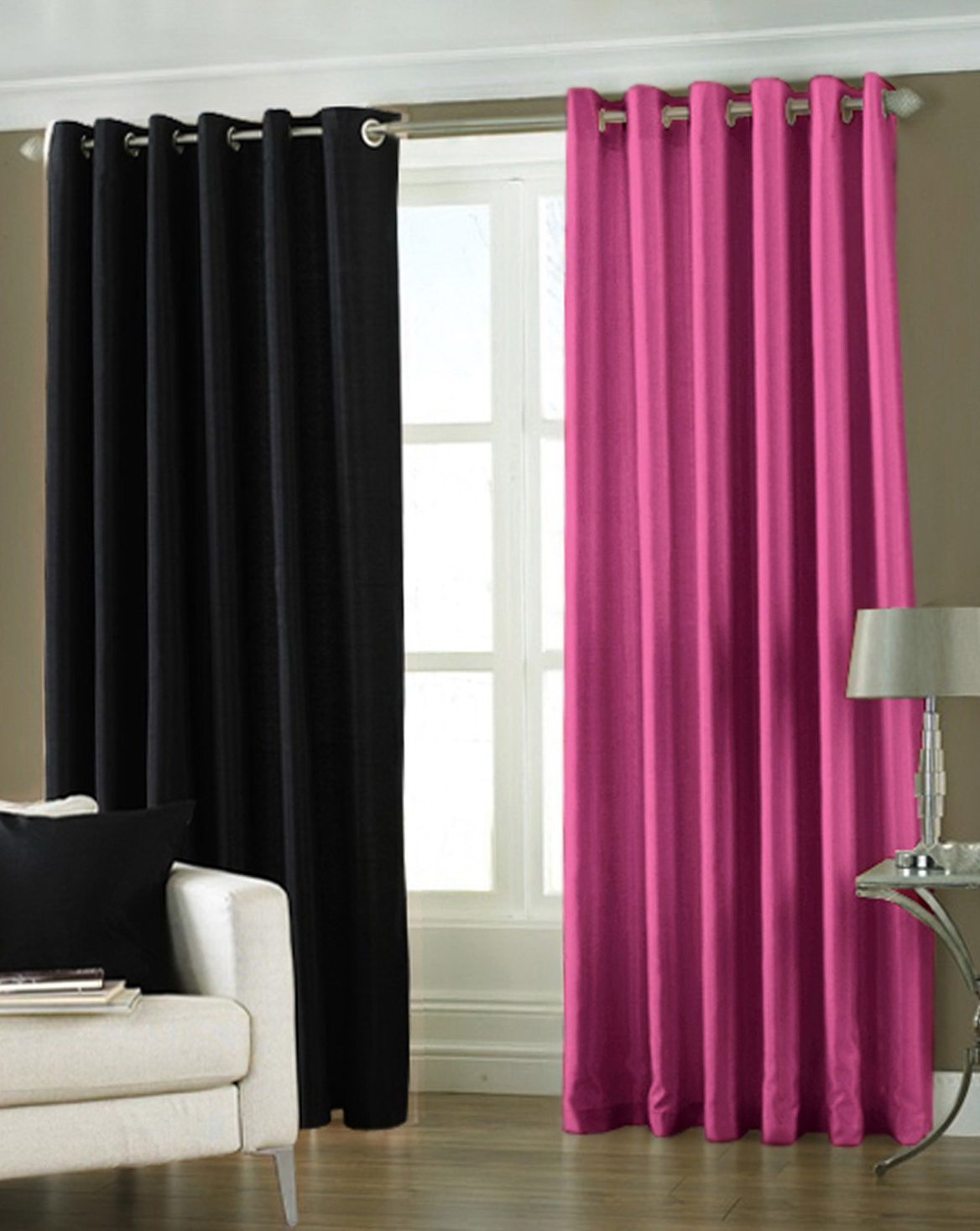 Buy curtains online amazon home design ideas for Where to buy curtains online