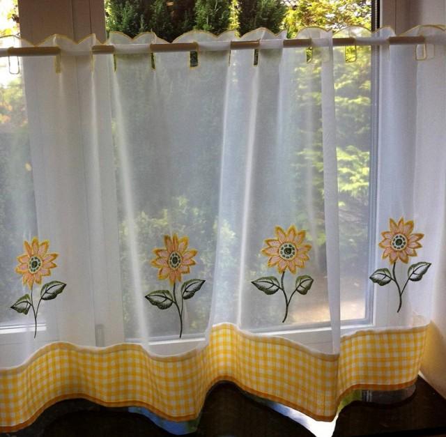 Cafe Net Curtains Kitchen