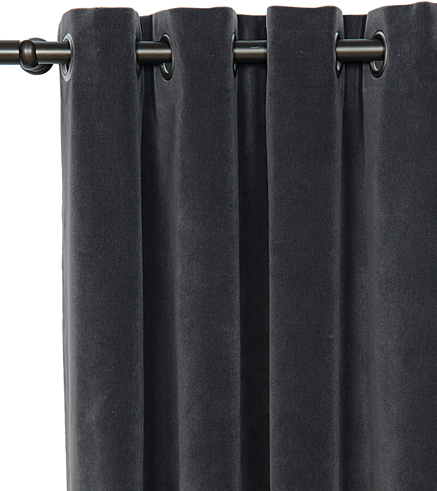 Charcoal Grey Velvet Curtains Home Design Ideas