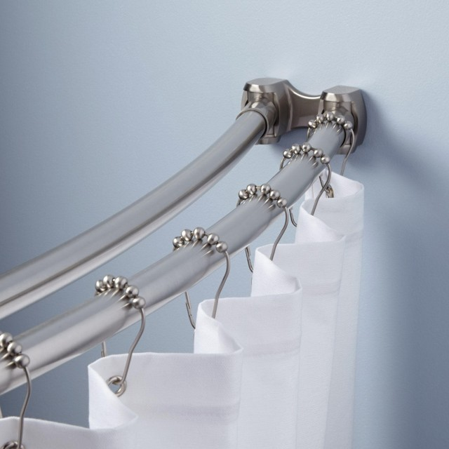 Cheap Shower Curtain Rods