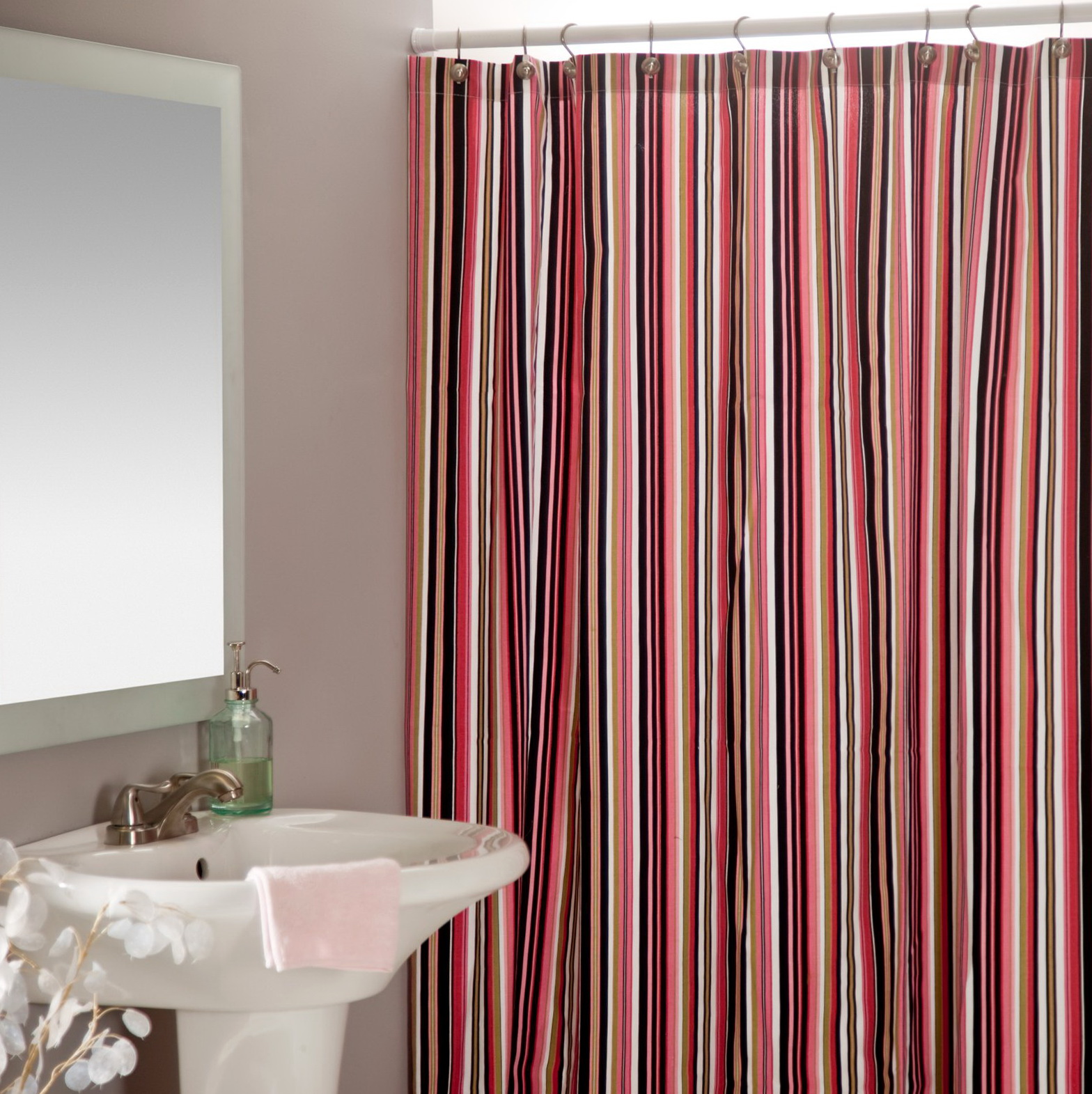 Cheap Shower Curtains Walmart Home Design Ideas