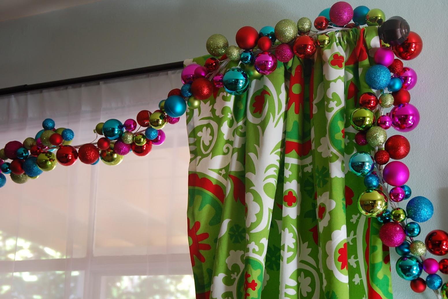 Christmas Curtains Living Room Home Design Ideas