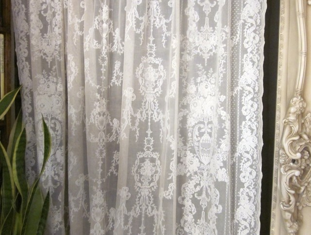 Cotton Lace Curtains Uk