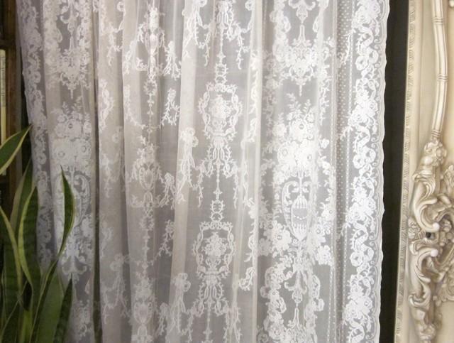 Cotton Lace Curtains Uk