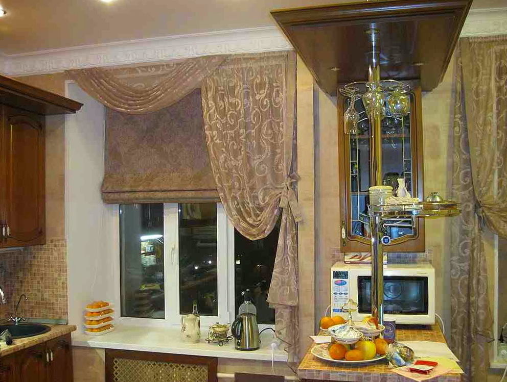 Curtains And Blinds Combination Home Design Ideas
