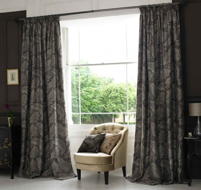 Curtains For Dark Grey Walls