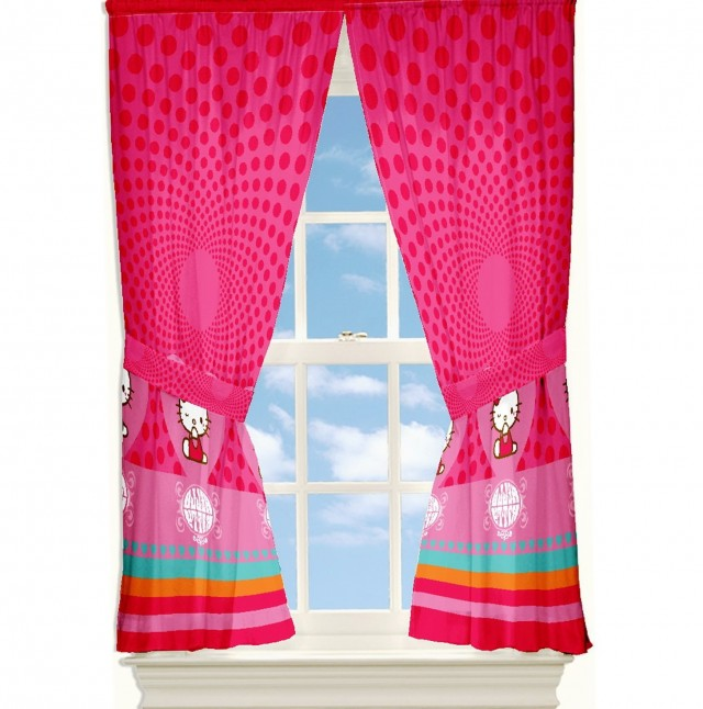 Curtains For Kids Bedroom