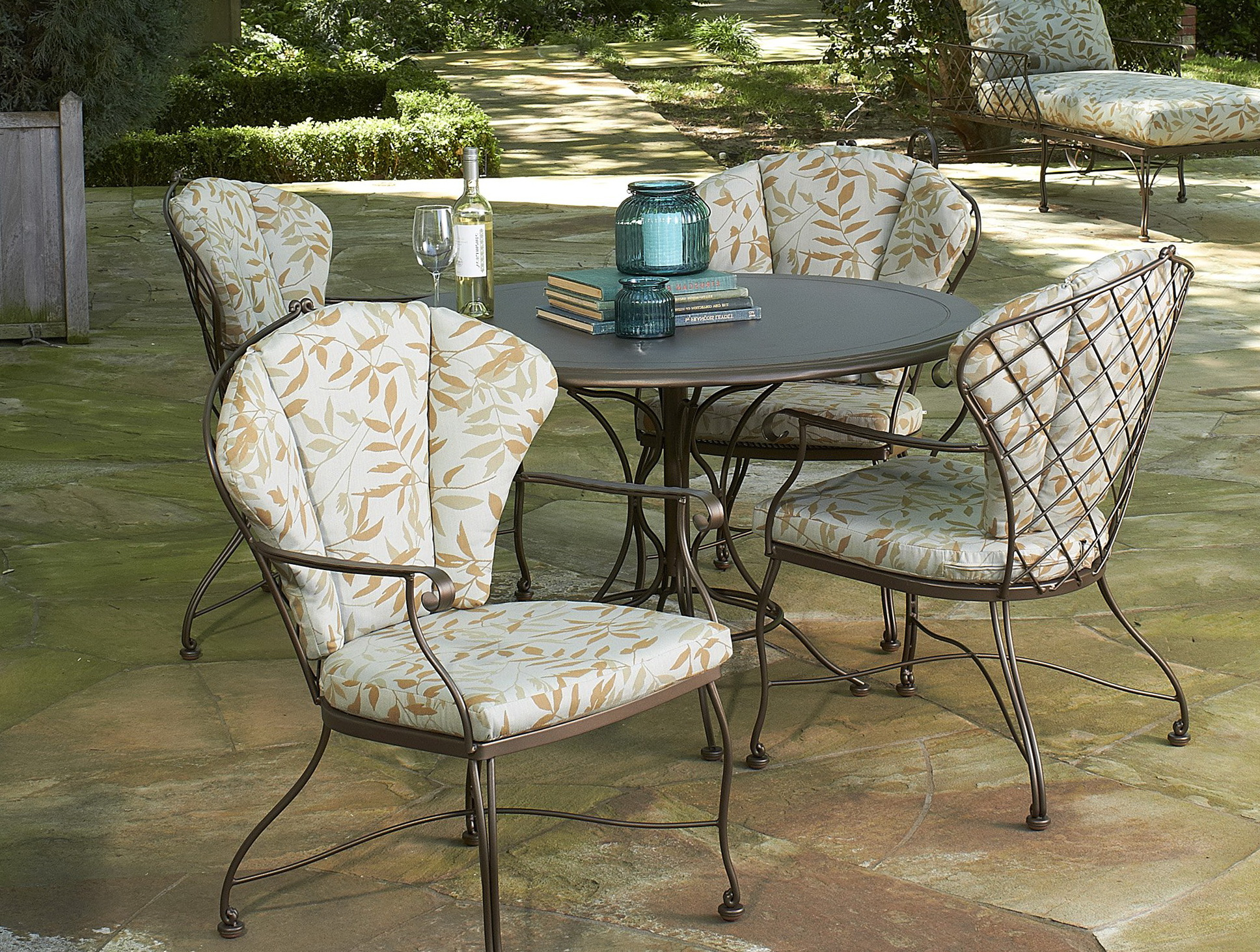 Cushions for patio furniture sale home design ideas for Patio furniture cushion covers sale