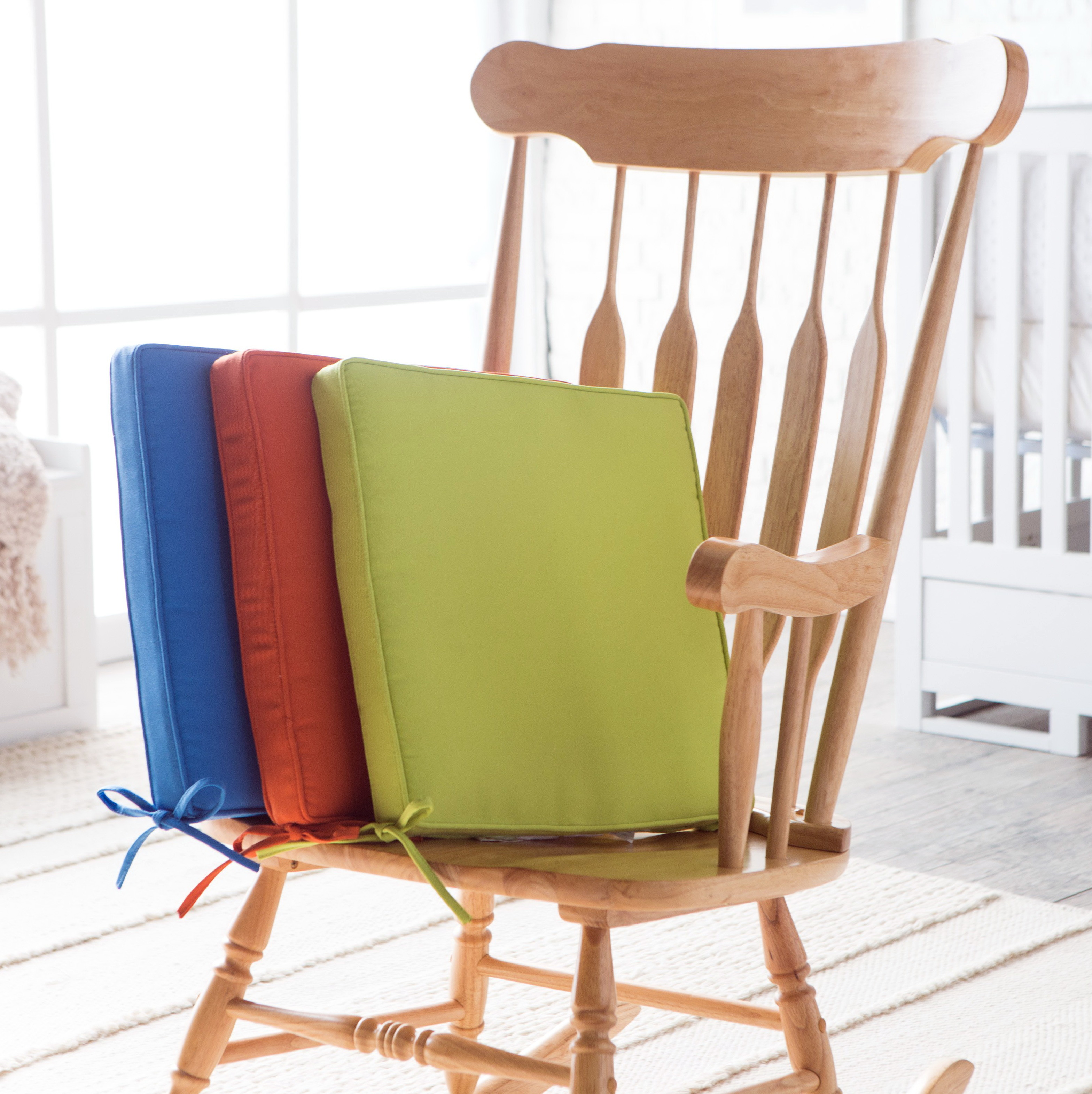 Cushions for rocking chairs nursery home design ideas