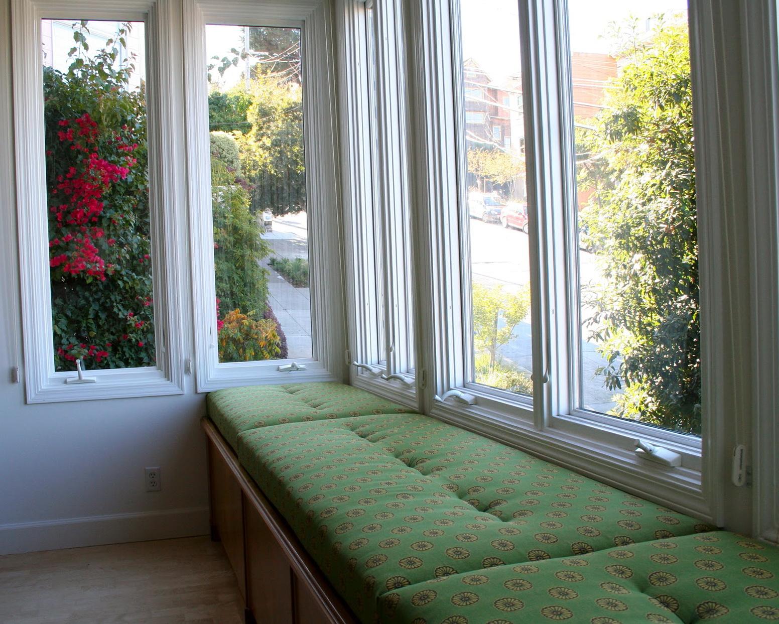 Custom Window Seat Cushions Uk | Home Design Ideas