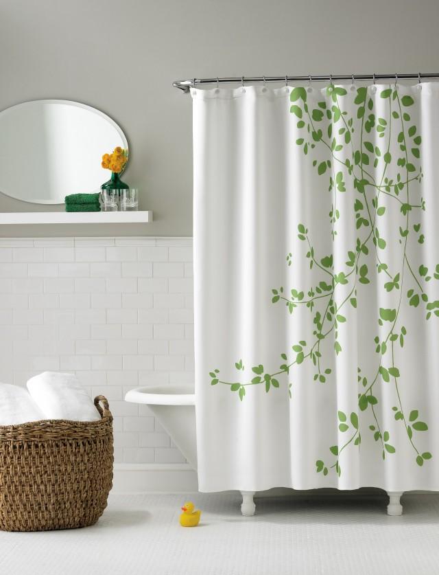 Designer Shower Curtain Ideas