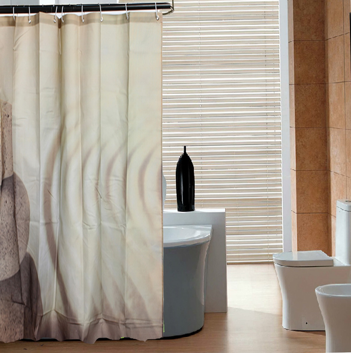 Designer Shower Curtain Rings Home Design Ideas