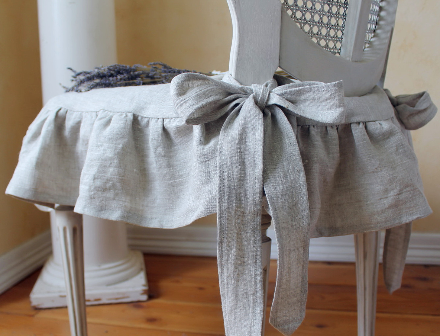Dining Chair Cushion Slipcovers