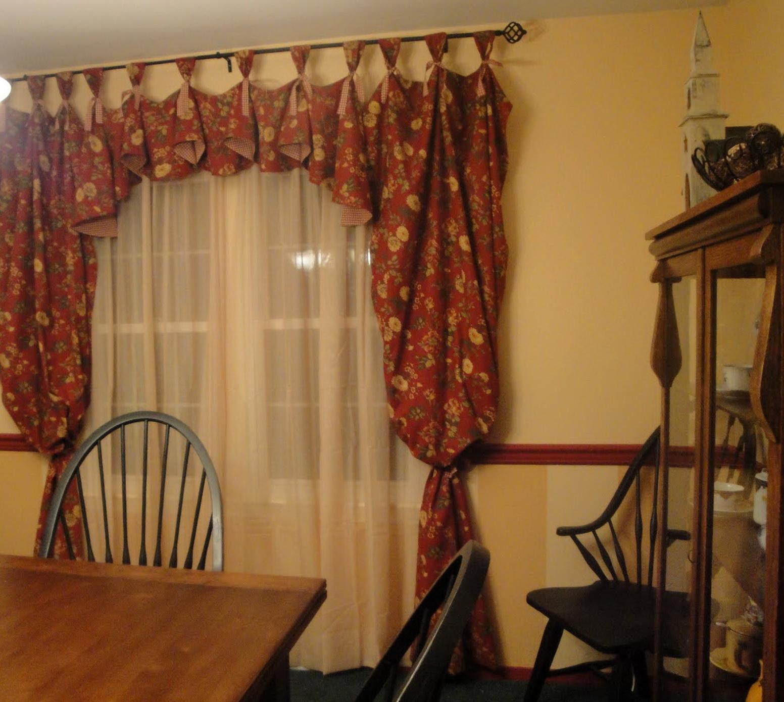 Dining Room Curtain Ideas Pinterest