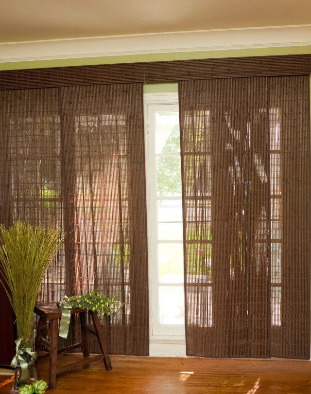 Diy Sliding Curtain Panels